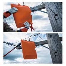 美国chance带电作业绝缘熔丝保护罩PSC24CC软质熔断器遮蔽罩