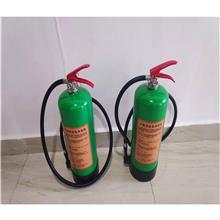 气压式强酸碱洗消器不锈钢瓶体气动强酸碱洗消器