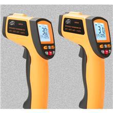 霸州得力工业级红外线测温仪测温枪温度计GM900红外线测温仪