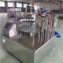 发酵型乳酸菌饮料生产线 小型酸奶发酵生产线  新疆酸奶流水线  晟尔机械