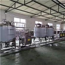 发酵型乳酸菌饮料生产线 液态鲜奶流水线  酸奶巴氏奶加工设备  晟尔机械