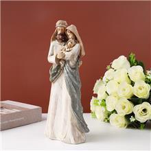 树脂仿真宗教圣父工艺品 创意家居饰品宗教圣父 树脂工艺品厂家