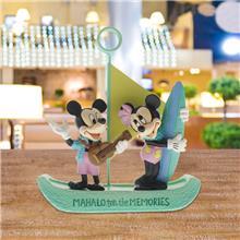 迪士尼帆船  厂家定制树脂工艺品 卡通树脂摆件 帆船定制