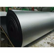 耐高温带背胶橡塑板 高密度空调保温橡塑管 具有良好的抗震性能