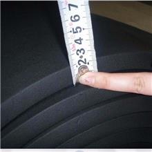 胜城保温销售 9mm空调管用橡塑管 国标B1B2级橡塑板