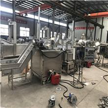 水产品真空油炸 麻花油炸机 北京油炸锅 圣熠机械