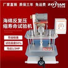 ZT-3012压缩材料测试 反复压缩试验机 材料压缩试验