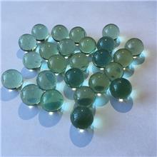 16MM透明实心玻璃珠 21mm玻璃珠 甘肃16MM透明实心玻璃珠