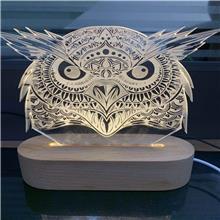 定制加工亚克力镭射激光雕刻-有机玻璃工艺品雕刻切割-厂家直营