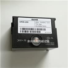 UNIG-200燃烧机控制器 DUNK 燃烧器程控器 燃气控制器 燃烧机配件