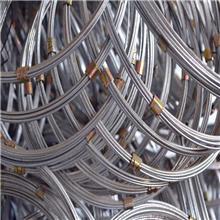 柔性边坡防护网 山体边坡防护网 加工定做 GPS-H主动防护网