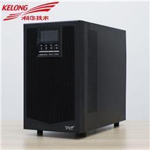 科华ups电源 YTG1106 L 工业级 6KVA 隔离变压器输出 单进单出