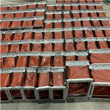 武汉帆布软连接价格加工厂-帆布软连接生产价格-湖北联胜嘉业风管加工厂