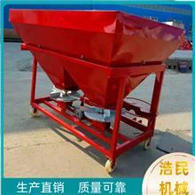 农用拖拉机后置式撒肥机 浩民直营 农用铁通撒肥机