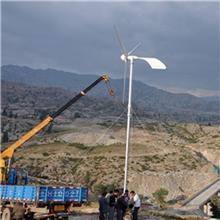 水平轴风力发电机3000W风能设备全套价格小型家用普雷斯