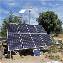 风光互补系统发电220V低速永磁发电机风能设备