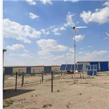 葫芦岛小型风力发电机1000W 成套设备控制器蓄电池逆变器