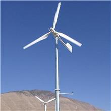 中小型风力发电机5千瓦低速永磁发电机三项四线电压定制普雷斯供应