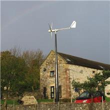 小型低速永磁风力发电机5000W风能转换率高增加年发电两普雷斯