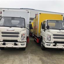 福州国六4米2易燃气体甲醇运输车_酒精甲烷乙醇运输车厂家直销
