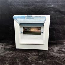 青华易科 照明配电箱 断路器开关箱 加厚pz30强电箱 空开回路配电箱 支持非标定制