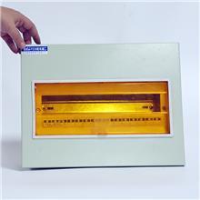 漏电保护器 暗装回路箱 强电箱10-13回路箱 家用塑面配电箱 实力工厂 可调节导轨