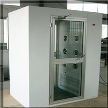 语音控制风淋室 自动吹风风淋室 双通道风淋室