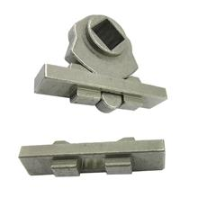 厂家供应不锈钢滑块 智能锁配件铁基粉末冶金制品 锁具零件滑块