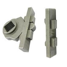积善粉末生产智能锁配件 铁基粉末冶金制品 粉末冶金零件