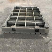 春天机床支持定制 ht250T型槽平台 铸铁钳工平台 装压平台 电机振动实验台