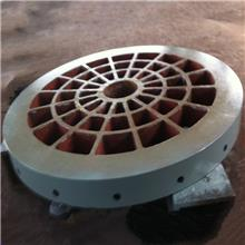 HT250圆形划线平板  加高辅助工作台 机械动力测试台  春天机床现货供应