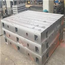 机器人工装地平台 焊接实验平台 T型槽铸铁平板 春天机床支持定制