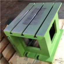 铸铁方箱工作台 摇臂钻方箱工作平台 钳工铸铁划线方箱春天机床现货供应
