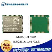 NB81模块 NB-IOT模块_海思芯翼XY1100芯片 血压仪/水电气表设备应用方案