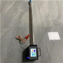 彩屏触摸阻容法烟气湿度仪 便携式工况参数测量仪