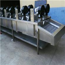 菜椒清洗沥水风干机器 竹笋清洗风干沥水机  小包装风干设备 金星厂家