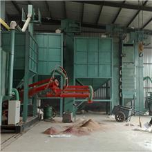 按需出售 水玻璃砂再生成套设备生产线 树脂砂再生设备 树脂砂处理成套设备