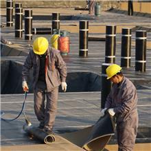 防水卷材 1.5mm2mm3mm 铜胎基耐根穿刺防水卷材 甘肃高聚物改性沥青防水卷材  万佳防水