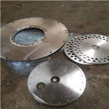 奥鲲厂家生产 大口径平焊碳钢法兰 Q235B不锈钢法兰盘 按需定制