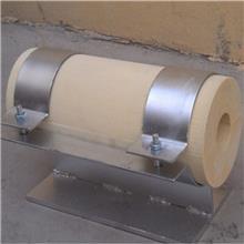蒸汽管道滑动支架  蛭石隔热管夹 管托 导向托架 保温聚氨酯固定支托座