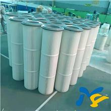 迈优环保 粉末粉尘滤芯 静电喷涂工业除尘器滤芯 塑粉回收滤筒
