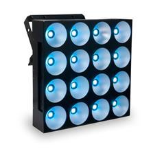 艾肯照明厂家直销 4x4 排矩阵灯 16颗30瓦 3合1 COB单点控LED影视灯