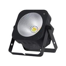艾肯舞台灯光照明 100瓦单色白光 COB LED帕灯 厂家直销面光灯