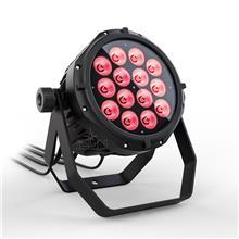 厂家直销 户外四色四合一舞台灯 RGBW LED面光灯 14颗10瓦 防水帕灯