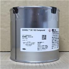 道康宁SC102导热硅脂散热膏显卡LED灯具IC电源模块笔记本电脑CPU填充膏