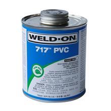 美国IPS WELD-ON PVC 717胶水 塑胶管道胶粘剂 高等粘度