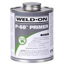 预粘胶 IPS P-68 UPVC清洗剂 进口WELD-ON 管道胶水