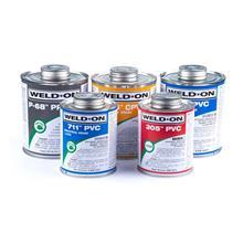 IPS美国进口PVC705粘合剂 WELD-ON705 工业级灰色胶水 中等粘稠度