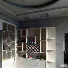 欧式格子组装酒柜 菱形酒格酒柜