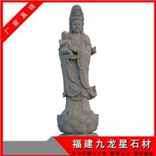 石雕观音像价格_石雕佛像生产厂家